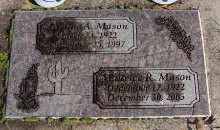 HOPKINS MASON, ADELINE A - Polk County, Oregon   ADELINE A HOPKINS MASON - Oregon Gravestone Photos