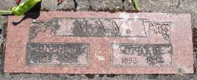 MAY, PHOENICIA - Polk County, Oregon | PHOENICIA MAY - Oregon Gravestone Photos