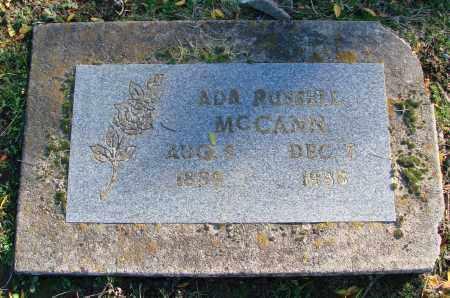 RUSSELL, ADA - Polk County, Oregon   ADA RUSSELL - Oregon Gravestone Photos