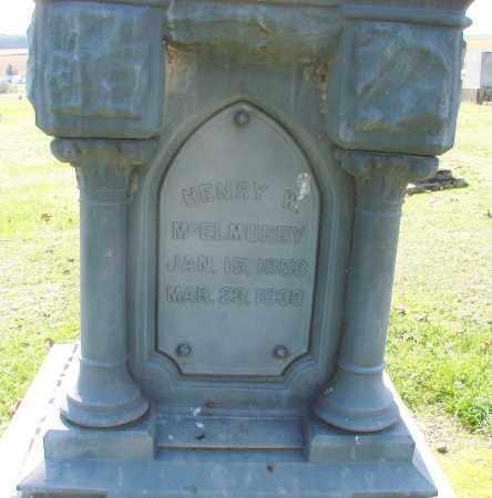MCELMURRY, HENRY WILLIAM - Polk County, Oregon   HENRY WILLIAM MCELMURRY - Oregon Gravestone Photos