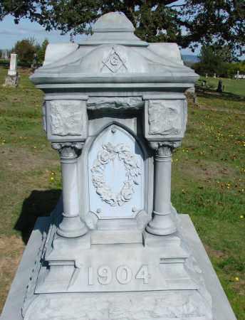 MCELMURRY, MONUMENT - Polk County, Oregon   MONUMENT MCELMURRY - Oregon Gravestone Photos