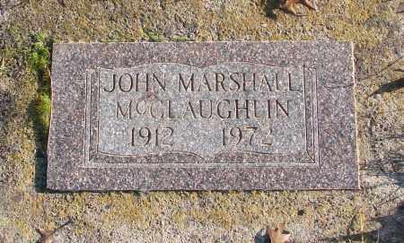 MCGLAUGHLIN, JOHN MARSHALL - Polk County, Oregon | JOHN MARSHALL MCGLAUGHLIN - Oregon Gravestone Photos