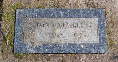 MCGLAUGHLIN, OWEN - Polk County, Oregon | OWEN MCGLAUGHLIN - Oregon Gravestone Photos