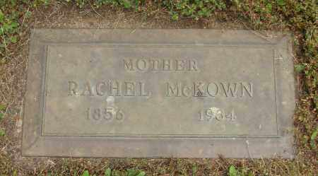 ALDERMAN MCKOWN, RACHEL MARITTA - Polk County, Oregon | RACHEL MARITTA ALDERMAN MCKOWN - Oregon Gravestone Photos