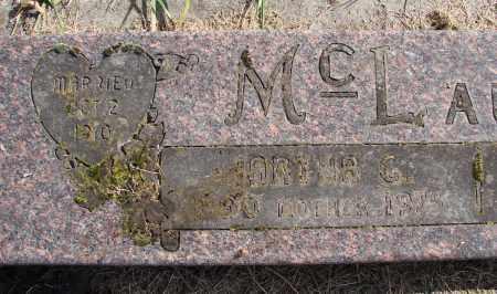 MCLAUGHLIN, MARTHA G - Polk County, Oregon | MARTHA G MCLAUGHLIN - Oregon Gravestone Photos