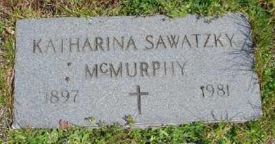 SAWATZKY, KATHARINA - Polk County, Oregon | KATHARINA SAWATZKY - Oregon Gravestone Photos