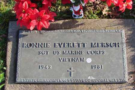 MERSCH (VN), RONNIE EVERETT - Polk County, Oregon | RONNIE EVERETT MERSCH (VN) - Oregon Gravestone Photos
