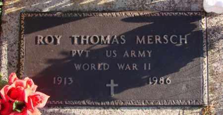 MERSCH, ROY THOMAS - Polk County, Oregon | ROY THOMAS MERSCH - Oregon Gravestone Photos
