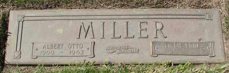MILLER, ALBERT OTTO - Polk County, Oregon | ALBERT OTTO MILLER - Oregon Gravestone Photos
