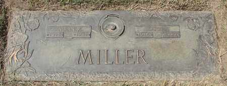 MILLER, ALFAN P - Polk County, Oregon   ALFAN P MILLER - Oregon Gravestone Photos