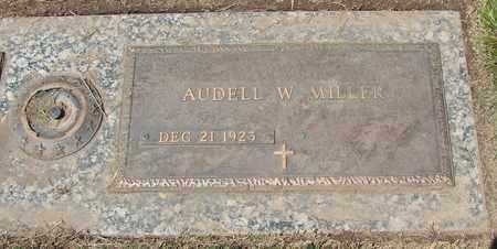 MILLER, AUDELL W - Polk County, Oregon | AUDELL W MILLER - Oregon Gravestone Photos