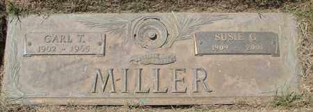 MILLER, SUSIE - Polk County, Oregon | SUSIE MILLER - Oregon Gravestone Photos