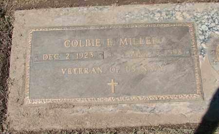 MILLER, COLBIE EDWARD - Polk County, Oregon | COLBIE EDWARD MILLER - Oregon Gravestone Photos