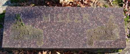 MILLER, DANA - Polk County, Oregon | DANA MILLER - Oregon Gravestone Photos