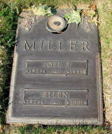 MILLER, JOEL F - Polk County, Oregon | JOEL F MILLER - Oregon Gravestone Photos