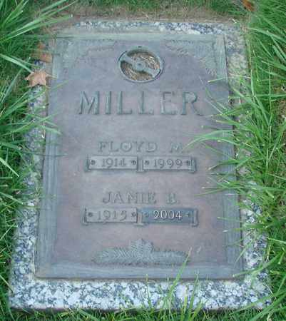 MILLER, FLOYD M - Polk County, Oregon | FLOYD M MILLER - Oregon Gravestone Photos