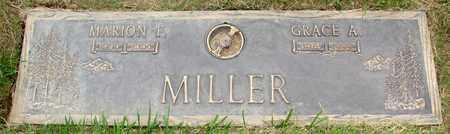 MILLER, MARION F - Polk County, Oregon | MARION F MILLER - Oregon Gravestone Photos