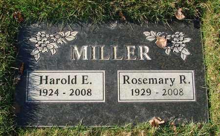 MILLER, ROSEMARY ROTH - Polk County, Oregon   ROSEMARY ROTH MILLER - Oregon Gravestone Photos