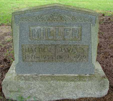 MILLER, JAMES SAMUEL - Polk County, Oregon | JAMES SAMUEL MILLER - Oregon Gravestone Photos