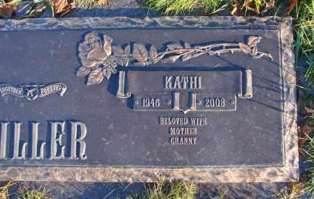MILLER, KATHI - Polk County, Oregon   KATHI MILLER - Oregon Gravestone Photos
