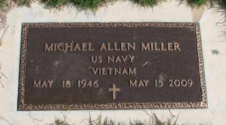 MILLER, MICHAEL ALLEN - Polk County, Oregon | MICHAEL ALLEN MILLER - Oregon Gravestone Photos