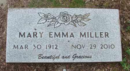 MILLER, MARY EMMA - Polk County, Oregon   MARY EMMA MILLER - Oregon Gravestone Photos