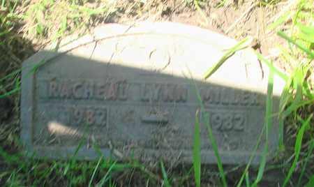 MILLER, RACHEAL LYNN - Polk County, Oregon | RACHEAL LYNN MILLER - Oregon Gravestone Photos