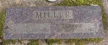 MILLER, WHITNEY - Polk County, Oregon | WHITNEY MILLER - Oregon Gravestone Photos