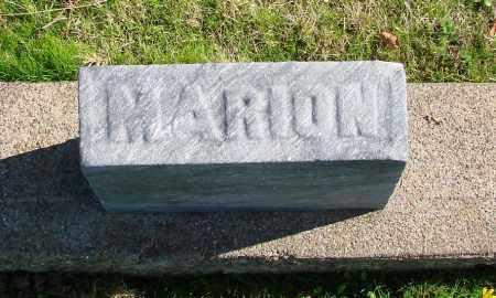 MIX, MARION ABNER - Polk County, Oregon   MARION ABNER MIX - Oregon Gravestone Photos