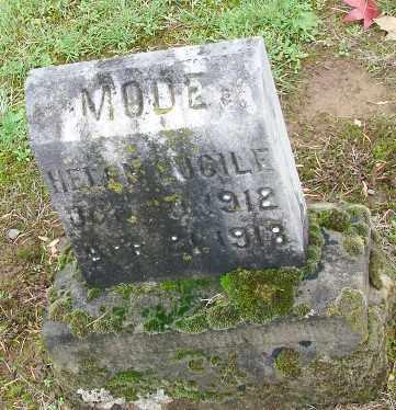 MODE, HELEN LUCILE - Polk County, Oregon | HELEN LUCILE MODE - Oregon Gravestone Photos