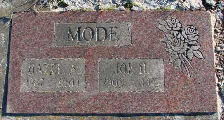 MODE, HAZEL ARMELDA - Polk County, Oregon | HAZEL ARMELDA MODE - Oregon Gravestone Photos