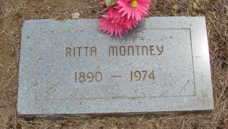 ALDERMAN MONTNEY, RITTA L - Polk County, Oregon | RITTA L ALDERMAN MONTNEY - Oregon Gravestone Photos