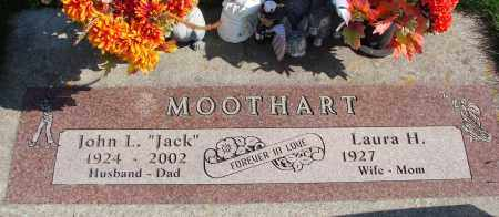 MOOTHART, JOHN L - Polk County, Oregon | JOHN L MOOTHART - Oregon Gravestone Photos