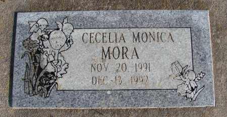 MORA, CECELIA MONICA - Polk County, Oregon | CECELIA MONICA MORA - Oregon Gravestone Photos