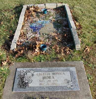 MORA, CECELIA MONICA - Polk County, Oregon   CECELIA MONICA MORA - Oregon Gravestone Photos