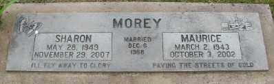 MOREY, SHARON - Polk County, Oregon   SHARON MOREY - Oregon Gravestone Photos