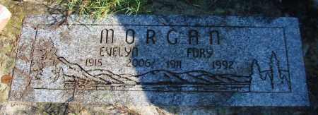 BRANT MORGAN, EVELYN L - Polk County, Oregon | EVELYN L BRANT MORGAN - Oregon Gravestone Photos