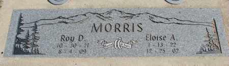 LARSEN MORRIS, ELOISE A - Polk County, Oregon | ELOISE A LARSEN MORRIS - Oregon Gravestone Photos