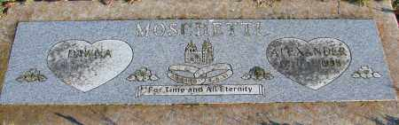 MOSCHETTI, DAWNA - Polk County, Oregon | DAWNA MOSCHETTI - Oregon Gravestone Photos