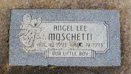 MOSCHETTI, ANGEL LEE - Polk County, Oregon   ANGEL LEE MOSCHETTI - Oregon Gravestone Photos