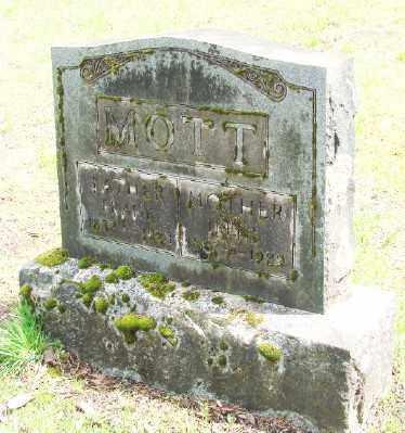 MOTT, FRANK - Polk County, Oregon   FRANK MOTT - Oregon Gravestone Photos