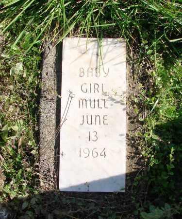 MULL, BABY GIRL - Polk County, Oregon | BABY GIRL MULL - Oregon Gravestone Photos