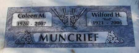 MUNCRIEF, COLEEN MOZEL - Polk County, Oregon | COLEEN MOZEL MUNCRIEF - Oregon Gravestone Photos