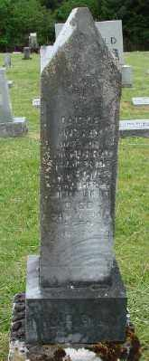 MURRAY, DAISY E - Polk County, Oregon   DAISY E MURRAY - Oregon Gravestone Photos
