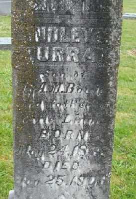 MURRAY, LINDLEY - Polk County, Oregon | LINDLEY MURRAY - Oregon Gravestone Photos