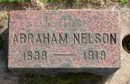 NELSON, ABRAHAM - Polk County, Oregon   ABRAHAM NELSON - Oregon Gravestone Photos