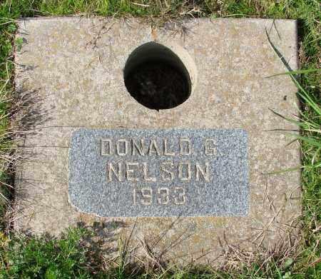 NELSON, DONALD G - Polk County, Oregon | DONALD G NELSON - Oregon Gravestone Photos