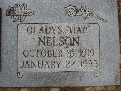 NELSON, GLADYS - Polk County, Oregon | GLADYS NELSON - Oregon Gravestone Photos