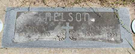 NELSON, MARY A - Polk County, Oregon | MARY A NELSON - Oregon Gravestone Photos