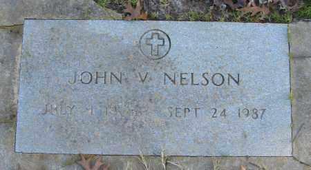 NELSON, JOHN V - Polk County, Oregon | JOHN V NELSON - Oregon Gravestone Photos